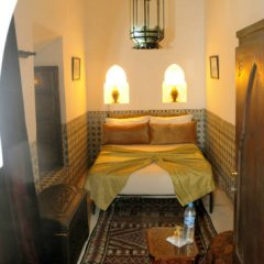 Отель Riad Dar Bennani 2* Стандартный номер с различными типами кроватей