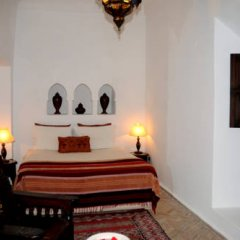Отель Riad Dar Bennani 2* Стандартный номер с различными типами кроватей фото 14
