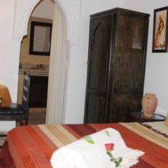 Отель Riad Dar Bennani 2* Стандартный номер с различными типами кроватей фото 3