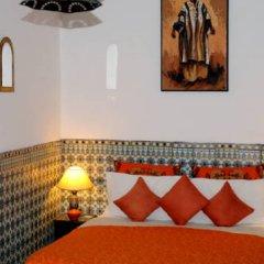 Отель Riad Dar Bennani 2* Стандартный номер с различными типами кроватей фото 6