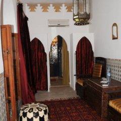 Отель Riad Dar Bennani 2* Стандартный номер с различными типами кроватей фото 23