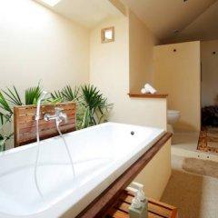 Отель Nantra Coco Beach 3* Бунгало с различными типами кроватей фото 3