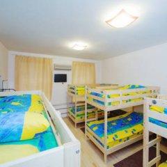Мини-Отель Компас Кровать в общем номере с двухъярусной кроватью фото 36