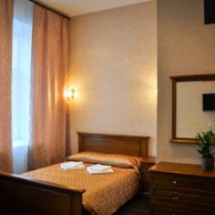 Гостевой дом на Московском Стандартный номер с различными типами кроватей фото 11