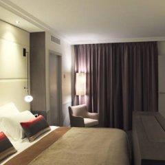 Отель Villa Saxe Eiffel 4* Номер Делюкс с различными типами кроватей фото 6