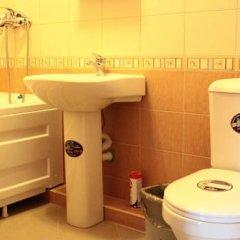 Гостиница Mirnaya Guest House Стандартный семейный номер с двуспальной кроватью фото 5