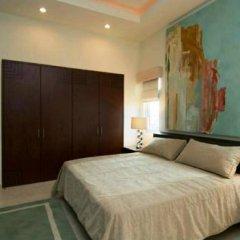 Отель V399 Penthouse by VallartaStays Люкс с различными типами кроватей