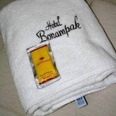 Hotel Bonampak 3* Стандартный номер с 2 отдельными кроватями
