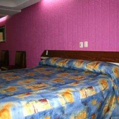 Hotel Bonampak 3* Стандартный номер с различными типами кроватей фото 6