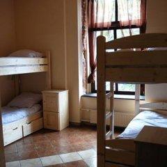 Music Hostel Piotrkowska Кровать в женском общем номере с двухъярусной кроватью фото 3