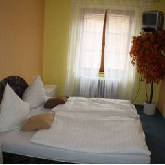 Hotel Pension Atlantis Стандартный номер с двуспальной кроватью (общая ванная комната) фото 2