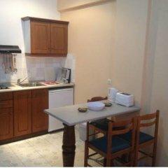 Апартаменты Eleni Apartments Студия с различными типами кроватей фото 5