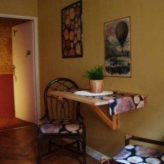 Отель Hostelik Wiktoriański Стандартный номер с различными типами кроватей (общая ванная комната) фото 17