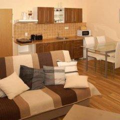 Отель Villa Karlstein 2* Улучшенные апартаменты с различными типами кроватей фото 5