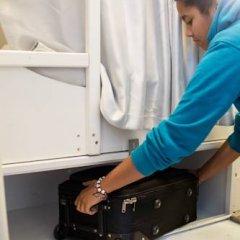 Отель Backpackers Goteborg Кровать в женском общем номере с двухъярусной кроватью фото 2