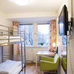 Отель Backpackers Goteborg Стандартный номер с 2 отдельными кроватями (общая ванная комната) фото 3