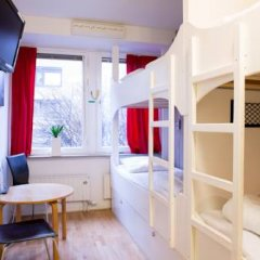 Отель Backpackers Goteborg Стандартный номер с различными типами кроватей