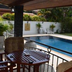 Отель Baan Suan балкон