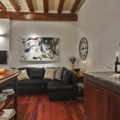 Апартаменты Habitat Apartments Ferran Барселона интерьер отеля