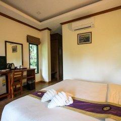 Отель Aonang Cliff View Resort 3* Бунгало с различными типами кроватей фото 2