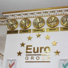 Отель Euro Hotel Clapham Великобритания, Лондон - отзывы, цены и фото номеров - забронировать отель Euro Hotel Clapham онлайн интерьер отеля фото 3