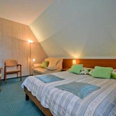 Отель Pensjonat Cicha Woda Косцелиско комната для гостей фото 3