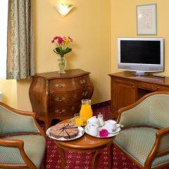 Отель St.george 3* Стандартный номер фото 4