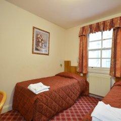 Seymour Hotel 2* Стандартный номер с двуспальной кроватью фото 13