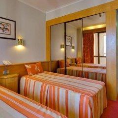 Отель Alif Campo Pequeno 3* Стандартный номер фото 4