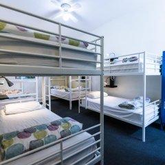 Отель Samesun Venice Beach Кровать в общем номере фото 4