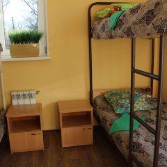 Хостел Home Кровать в общем номере с двухъярусной кроватью фото 11