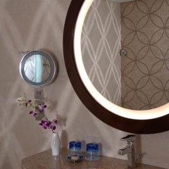 Отель Crowne Plaza Dubai Deira 5* Номер Делюкс с различными типами кроватей фото 4