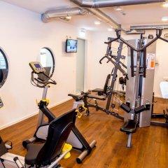 Отель Carat Residenz-Apartmenthaus фитнесс-зал фото 4