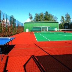 Гостиница Bolshaya Volga спортивное сооружение