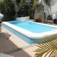 Отель Antillano Мексика, Канкун - отзывы, цены и фото номеров - забронировать отель Antillano онлайн бассейн фото 2
