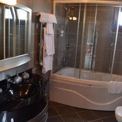 Parla Viens Suites Турция, Гебзе - отзывы, цены и фото номеров - забронировать отель Parla Viens Suites онлайн ванная