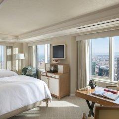 Отель Loews Regency San Francisco 5* Стандартный номер с различными типами кроватей