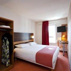 Отель Premiere Classe Lyon Centre - Gare Part Dieu 2* Стандартный номер с различными типами кроватей фото 5