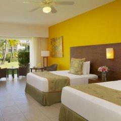 Отель Now Larimar Punta Cana - All Inclusive 4* Номер Делюкс с различными типами кроватей фото 4