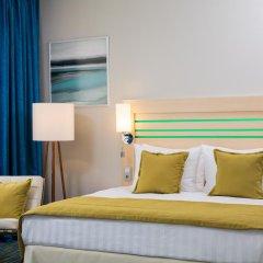 Гостиница Radisson Blu Челябинск 5* Стандартный номер с двуспальной кроватью фото 8