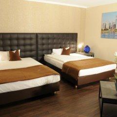 Hotel an der Messe 3* Стандартный номер с различными типами кроватей фото 3