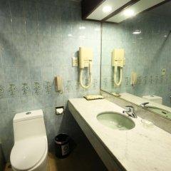 Guangzhou Hotel 3* Улучшенный номер с разными типами кроватей фото 5