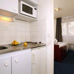 Отель Appart'City Lyon Villeurbanne Студия с различными типами кроватей фото 2