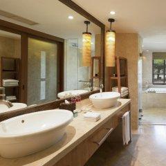 Отель Grand Hyatt Bali 5* Улучшенный номер с различными типами кроватей фото 6