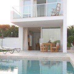 Отель Villa Mar Испания, Кала-эн-Бланес - отзывы, цены и фото номеров - забронировать отель Villa Mar онлайн бассейн фото 3