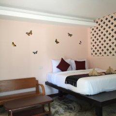 Отель Lanta For Rest Boutique 3* Бунгало Делюкс с различными типами кроватей фото 9