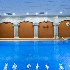 Отель Spa Hotel Sveti Nikola Болгария, Сандански - отзывы, цены и фото номеров - забронировать отель Spa Hotel Sveti Nikola онлайн бассейн
