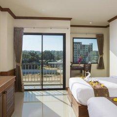 Отель Airport Resort & Spa 4* Стандартный номер разные типы кроватей фото 4