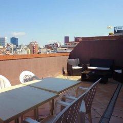 Отель Plaza España Apartment Испания, Барселона - отзывы, цены и фото номеров - забронировать отель Plaza España Apartment онлайн балкон