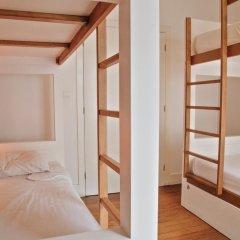 Porto Spot Hostel Кровать в общем номере фото 13